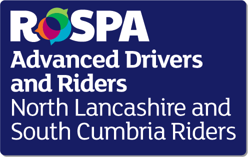 Rospa Advanced Drivers and Riders North Lancashire and South Cumbria