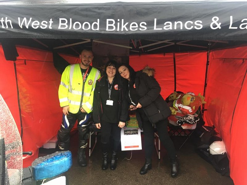 Vintage themed tea party planned for Blood Bikes charity